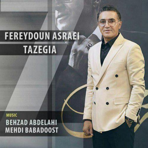 Fereydoun Asraei - Tazegia