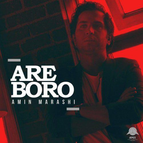 تک ترانه - دانلود آهنگ جديد Amin-Marashi-Are-Boro آهنگ جدید امین مرعشی به نام آره برو