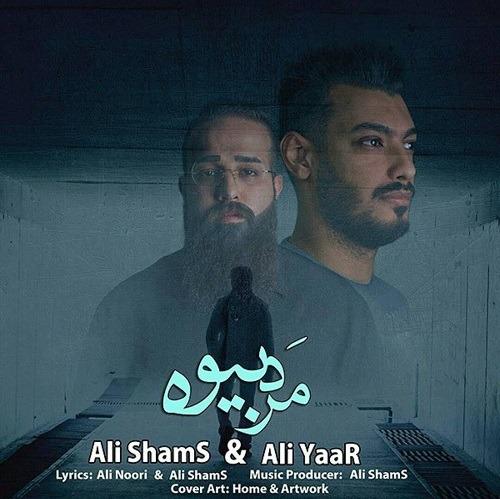 تک ترانه - دانلود آهنگ جديد Ali-ShamS-Ali-YaaR-Marde-Biveh آهنگ جدید علی شمس و علی یار به نام مَرد بیوه