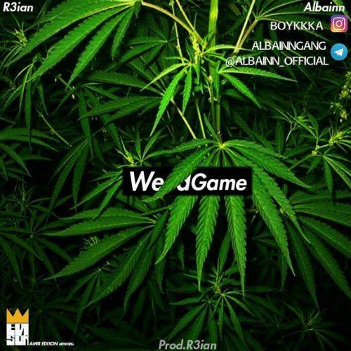 تک ترانه - دانلود آهنگ جديد Albainn-R3IAN-Weed-Game آهنگ جدید آلباین و آرین بنام وید گیم