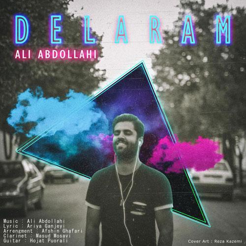 تک ترانه - دانلود آهنگ جديد Ali-Abdolahi-Delaram آهنگ جدید علی عبدالهی به نام دلارام
