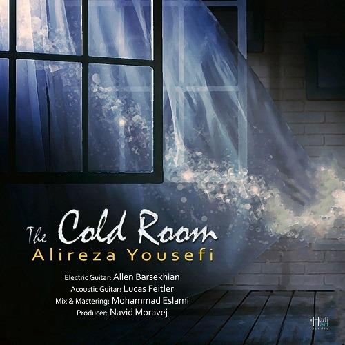 تک ترانه - دانلود آهنگ جديد Alireza-Yousefi-The-Cold-Room آهنگ جدید علیرضا یوسفی به نام اتاق سرد