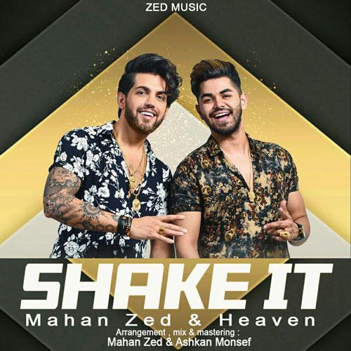 تک ترانه - دانلود آهنگ جديد Mahan-Zed-Shake-It آهنگ جدید ماهان ضد به نام تکونش بده