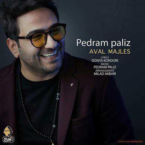 تک ترانه - دانلود آهنگ جديد Pedram-Paliz-Aval-Majles آهنگ جدید پدرام پالیز به نام اول مجلس