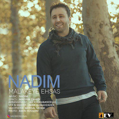 تک ترانه - دانلود آهنگ جديد Nadim-Malakeye-Ehsas دانلود آهنگ ندیم به نام ملکه احساس