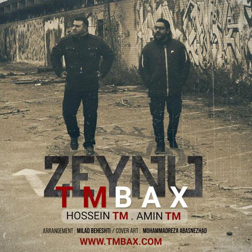 تک ترانه - دانلود آهنگ جديد TM-Bax-Zeynu دانلود آهنگ تی ام بکس به نام زینو