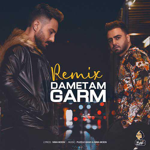 تک ترانه - دانلود آهنگ جديد Puzzle-Band-Dametam-Garm-Remix دانلود ریمیکس پازل بند به نام دمتم گرم