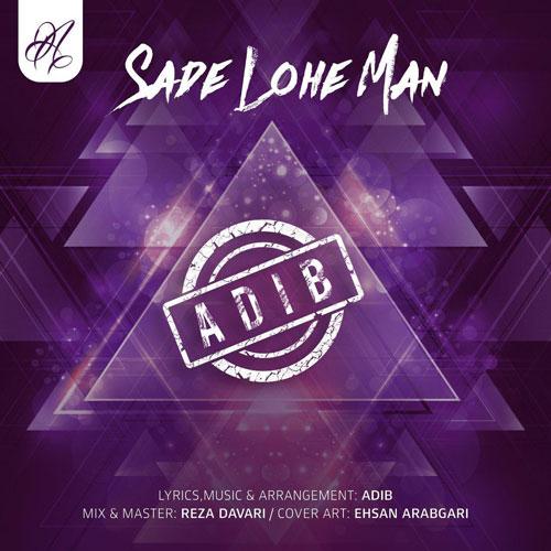 تک ترانه - دانلود آهنگ جديد Adib-Sade-Lohe-Man دانلود آهنگ ادیب به نام ساده لوح من