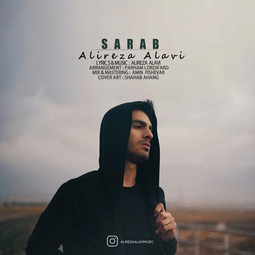 تک ترانه - دانلود آهنگ جديد Alireza-Alavi-Sarab دانلود آهنگ علیرضا علوی به نام سراب