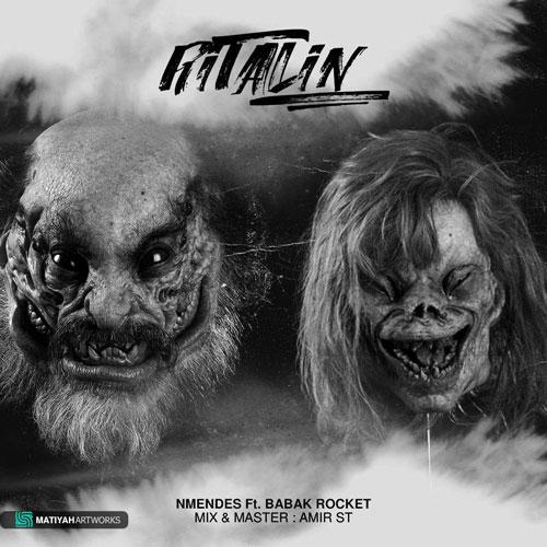 تک ترانه - دانلود آهنگ جديد Nmendes-Ft-Babak-Rocket-Ritalin دانلود آهنگ نمندس و بابک راکت به نام ریتالین