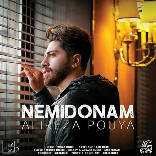 تک ترانه - دانلود آهنگ جديد Alireza-Pouya-Nemidoonam دانلود آهنگ علیرضا پویا به نام نمیدونم
