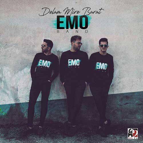 تک ترانه - دانلود آهنگ جديد Emo-Band-Delam-Mire-Barat دانلود آهنگ امو بند به نام دلم میره برات
