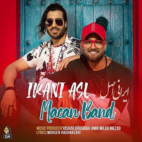تک ترانه - دانلود آهنگ جديد Macan-Band-Iranie-Asl دانلود آهنگ ماکان بند به نام ایرانی اصل