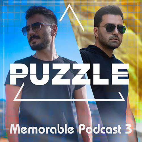 تک ترانه - دانلود آهنگ جديد Puzzle-Memorable-Podcast-3 دانلود آهنگ پازل به نام خاطره انگیز 3
