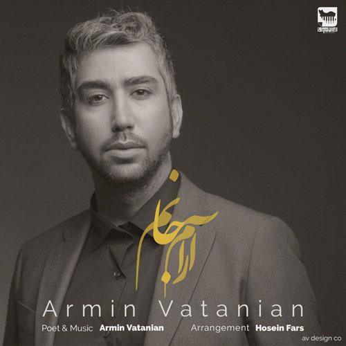 تک ترانه - دانلود آهنگ جديد Armin-Vatanian-Arame-Janam دانلود آهنگ آرمین وطنیان به نام آرام جانم
