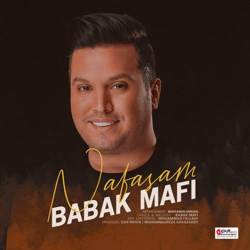 تک ترانه - دانلود آهنگ جديد Babak-Mafi-Nafasam دانلود آهنگ بابک مافی به نام نفسم