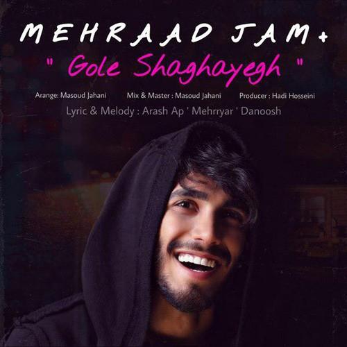 تک ترانه - دانلود آهنگ جديد Mehraad-Jam-Gole-Shaghayegh دانلود آهنگ مهراد جم به نام گل شقایق