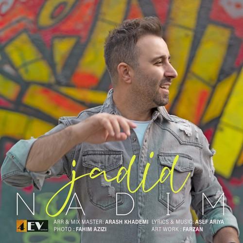 تک ترانه - دانلود آهنگ جديد Nadim-Jadidan دانلود آهنگ ندیم به نام جدیدا