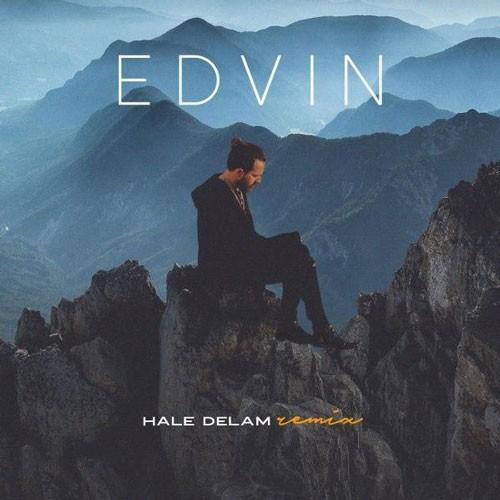تک ترانه - دانلود آهنگ جديد Edvin-Hale-Delam-Remix دانلود ریمیکس ادوین به نام حال دلم