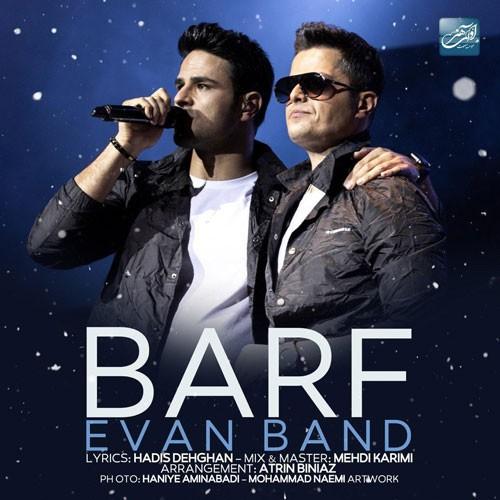 تک ترانه - دانلود آهنگ جديد Evan-Band-Barf دانلود آهنگ ایوان بند به نام برف