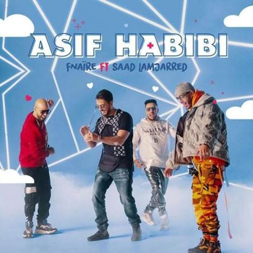 تک ترانه - دانلود آهنگ جديد Saad-Lamjarred-Ft-Fnaire-Asif-Habibi دانلود آهنگ سعد لمجرد و فنایر به نام آسف حبیبی