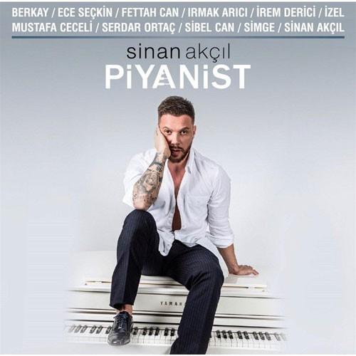 تک ترانه - دانلود آهنگ جديد Sinan-Akcil-Piyanist دانلود آلبوم Sinan Akcil به نام Piyanist