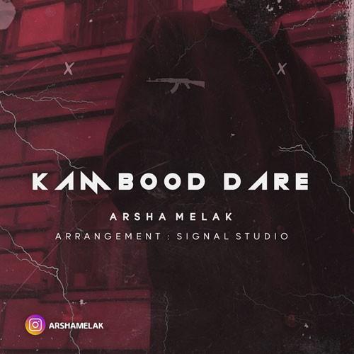 تک ترانه - دانلود آهنگ جديد Arsha-Melak-Kambood-Dare دانلود آهنگ آرشا ملاک به نام کمبود داره
