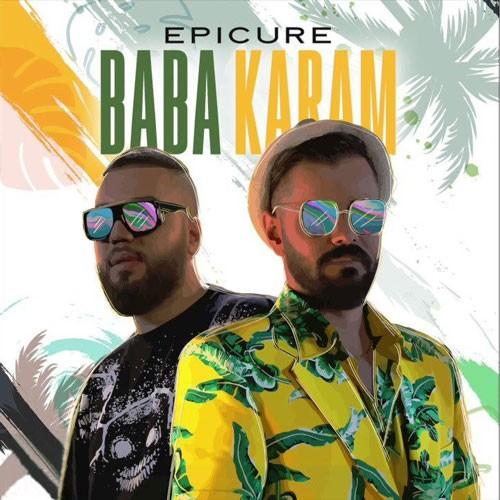 تک ترانه - دانلود آهنگ جديد EpiCure-Baba-Karam دانلود آهنگ اپیکور به نام بابا کرم