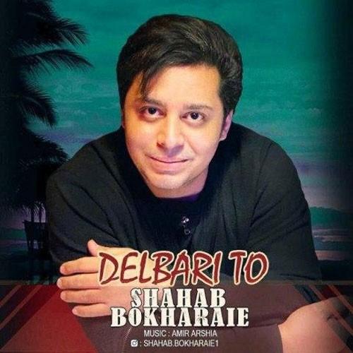 تک ترانه - دانلود آهنگ جديد Shahab-Bokharaei-Delbari-To دانلود آهنگ شهاب بخارایی به نام دلبری تو