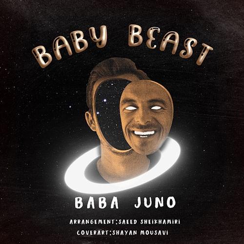 تک ترانه - دانلود آهنگ جديد Baba-Juno-Baby-Beast دانلود آهنگ باباجونو به نام Baby Beast