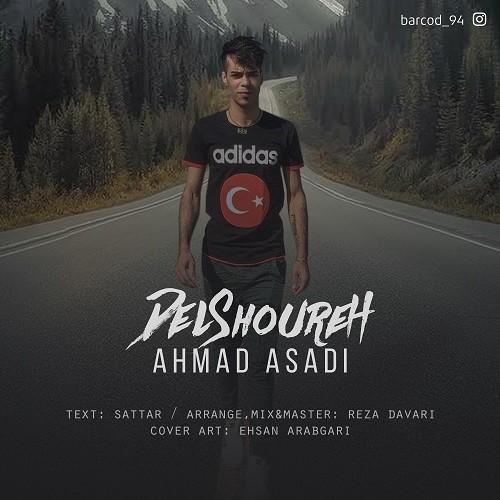 تک ترانه - دانلود آهنگ جديد Ahmad-Asadi-Delshoureh دانلود آهنگ احمد اسدی به نام دلشوره