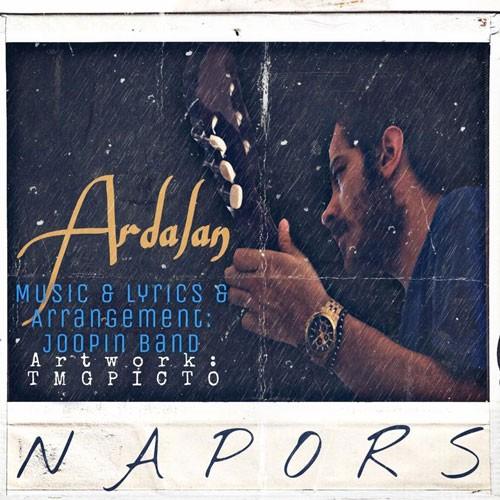تک ترانه - دانلود آهنگ جديد Ardalan-Napors دانلود آهنگ اردلان به نام نپرس