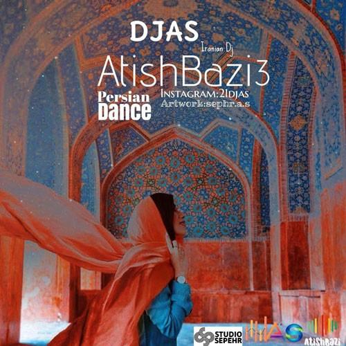 تک ترانه - دانلود آهنگ جديد Dj-As-Atish-Bazi-3 دانلود پادکست دیجی آس به نام آتیش بازی 3