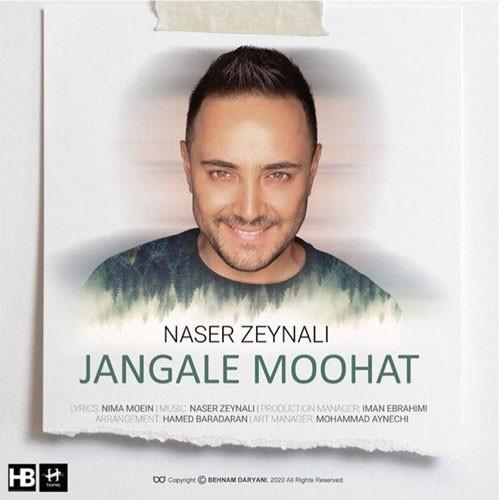 تک ترانه - دانلود آهنگ جديد Naser-Zeynali-Jangale-Moohat دانلود آهنگ ناصر زینعلی به نام جنگل موهات
