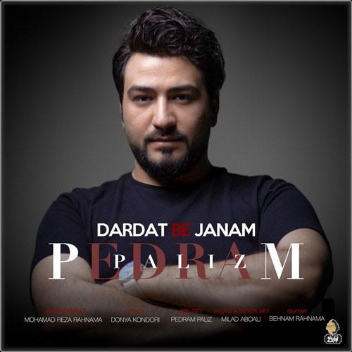 تک ترانه - دانلود آهنگ جديد Pedram-Paliz-Dardat-Be-Janam دانلود آهنگ پدرام پالیز به نام دردت به جانم