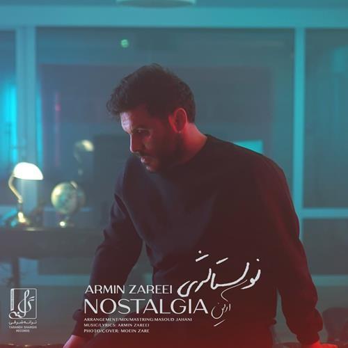 تک ترانه - دانلود آهنگ جديد Armin-Zarei-Nostalgia دانلود آهنگ آرمین زارعی به نام نوستالژی