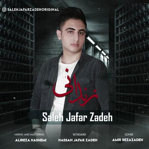 تک ترانه - دانلود آهنگ جديد Saleh-JafarZadeh-Zendooni دانلود آهنگ صالح جعفرزاده به نام زندونی