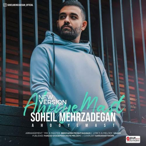 تک ترانه - دانلود آهنگ جديد Soheil-Mehrzadegan-Ahooye-Mast-New-Version دانلود آهنگ سهیل مهرزادگان به نام آهوی مست