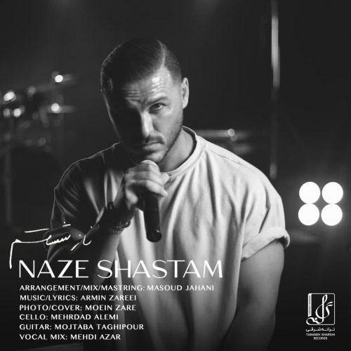 تک ترانه - دانلود آهنگ جديد Armin-Zarei-Naze-Shastam دانلود آهنگ آرمین زارعی به نام ناز شستم