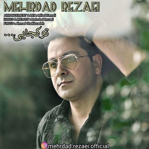 تک ترانه - دانلود آهنگ جديد Mehrdad-Rezaei-To-Kojaei دانلود آهنگ مهرداد رضایی به نام تو کجایی